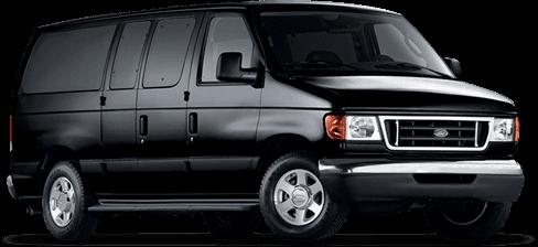 7 Passenger Van