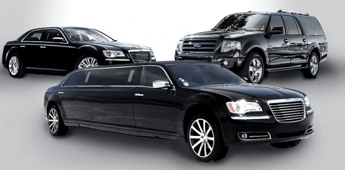 Modern limo fleet