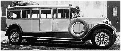 The original Stretch limousine