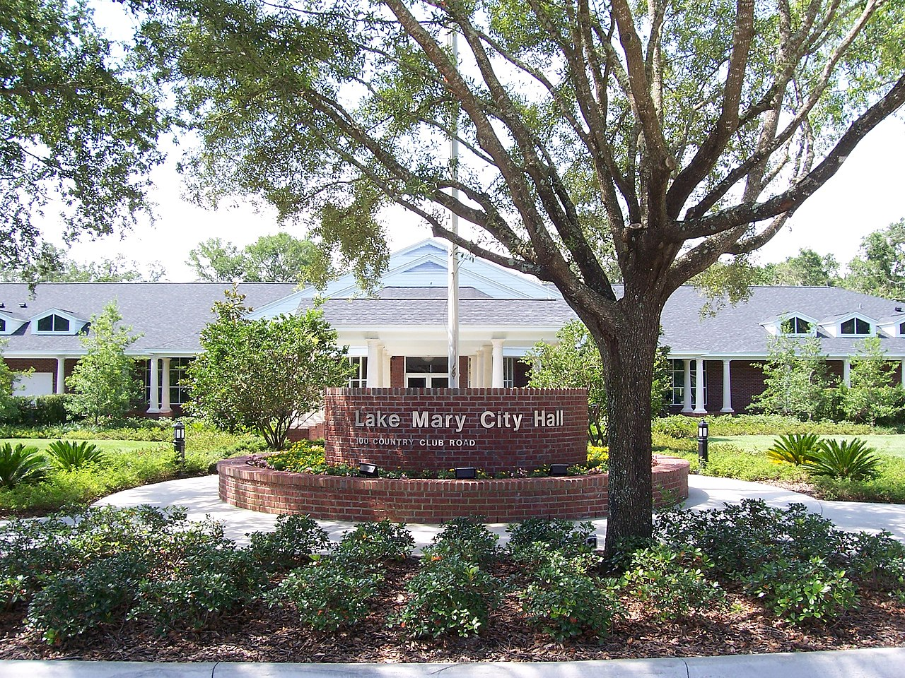 Lake Mary City Hall Lake Mary, Florida, USA