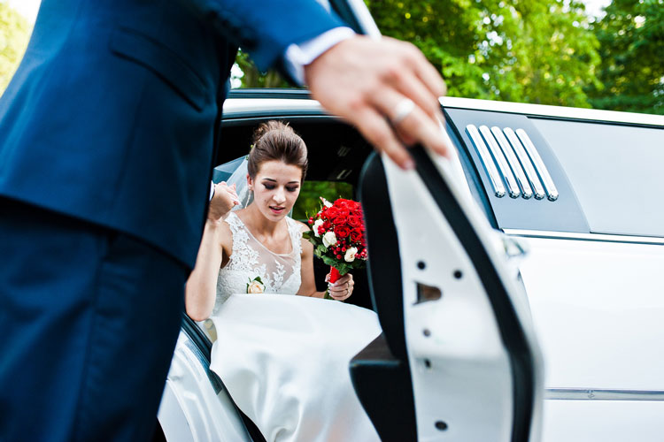 orlando wedding limo service