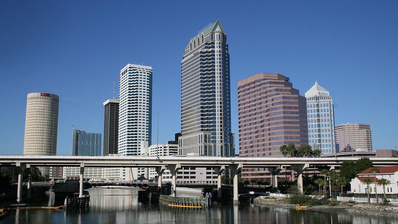 Tampa, Florida - Downtown