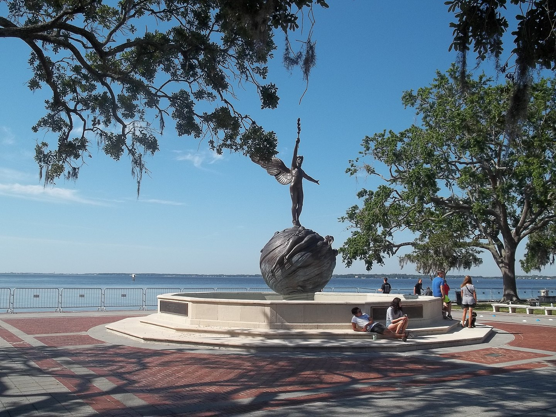 Jacksonville, Florida - Memorial Park
