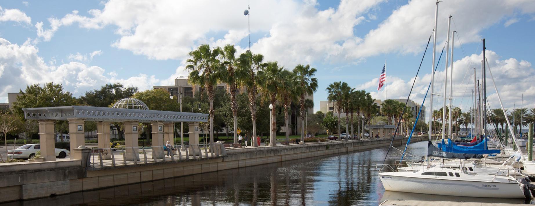Sanford, Florida - Waterfront