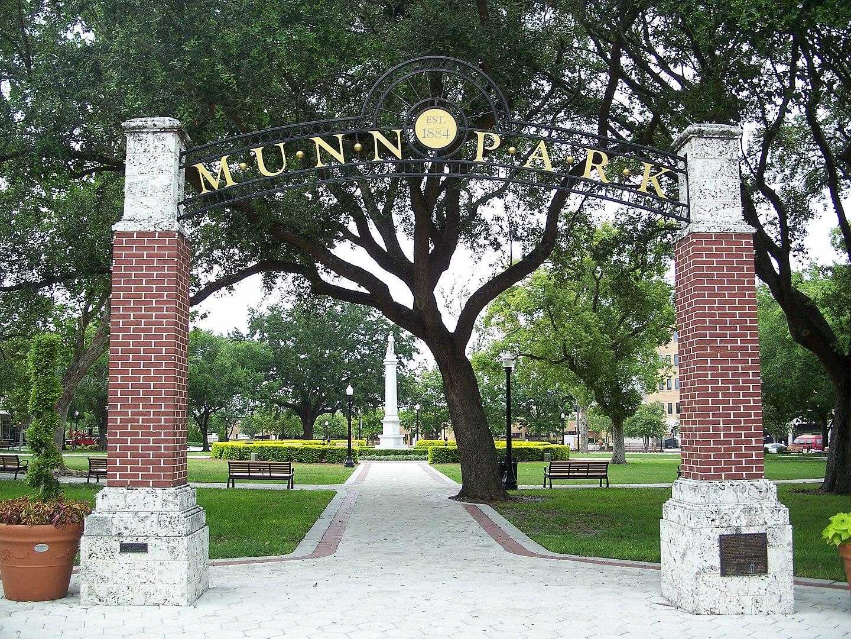 Munn Park, Lakeland, Florida